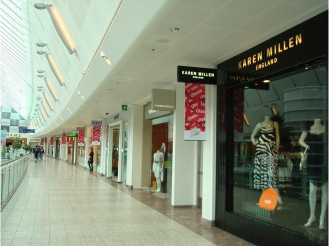 Smaralind shopping mall